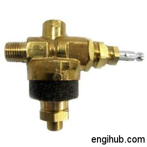 air discharge valve