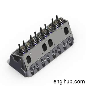 cylinder head internal combustion engine parts